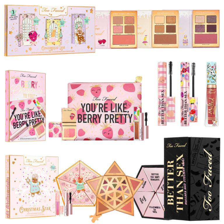 Too Faced 2019 Holidays Round 2 Header TAG