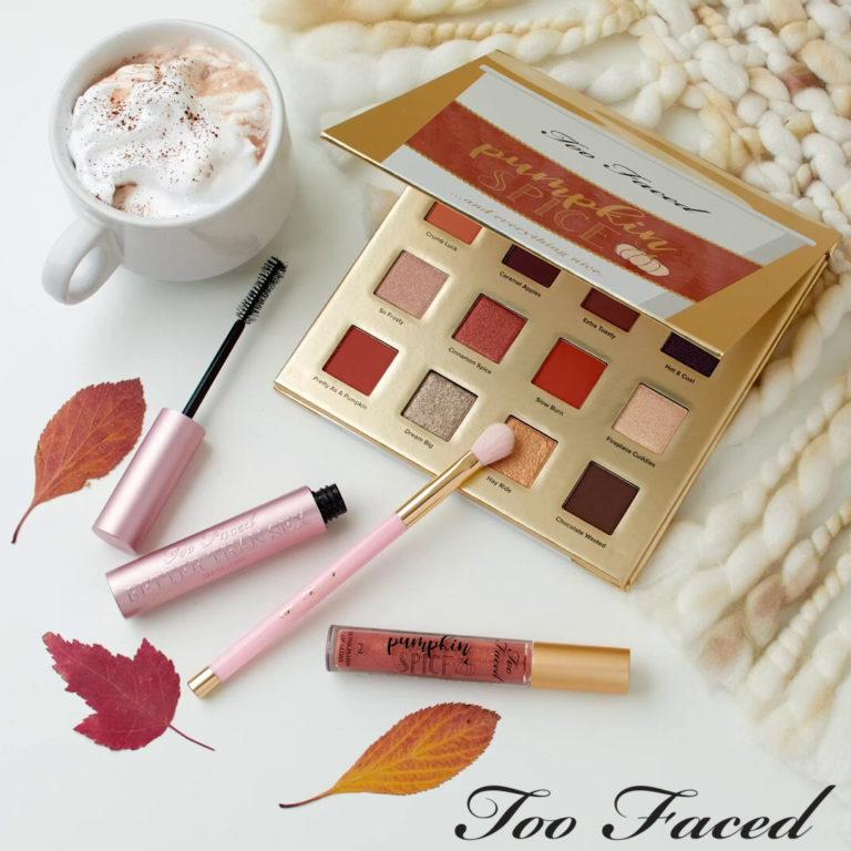 Too Faced Pumpkin Spice & Everything Nice Makeup Set Cover