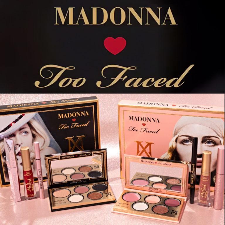 Too Faced x Madonna Header IG