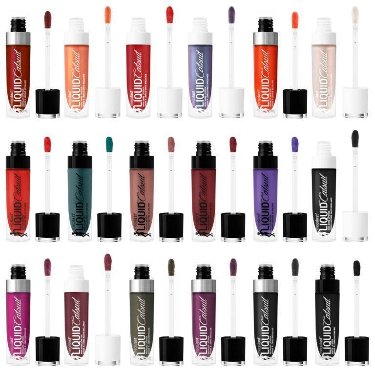 Wet N Wild Fantasy Makers Mega Last Liquid Lipsticks