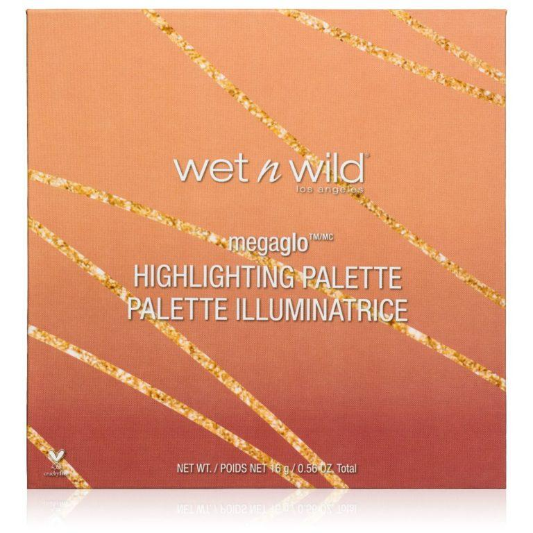 Wet n Wild MegaGlow Highlighting Palette Cover