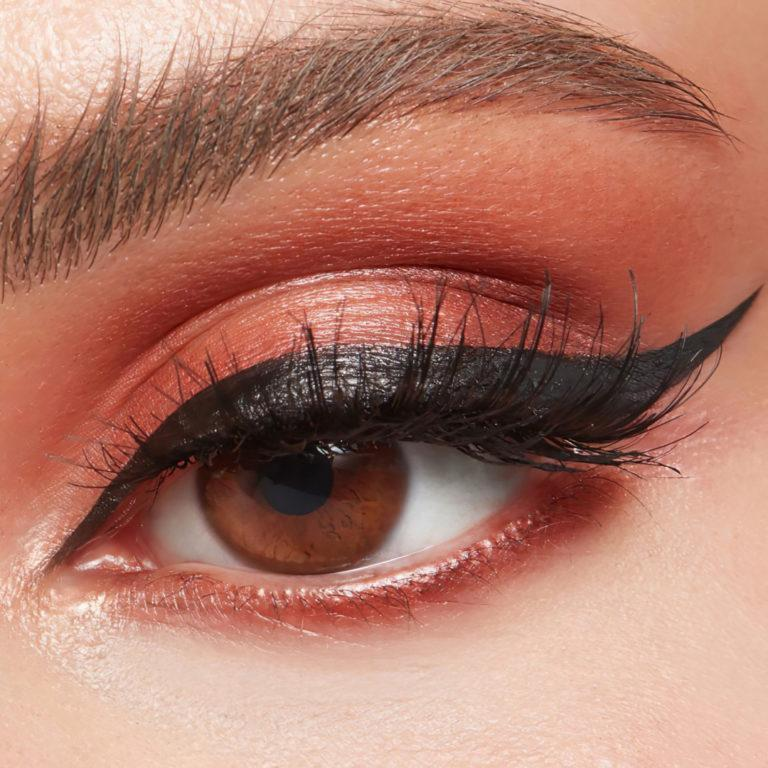by Terry Sultry Fall Eyeshadow Palette Model Eye