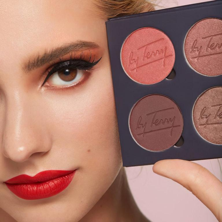 by Terry Sultry Fall Eyeshadow Palette Model Palette