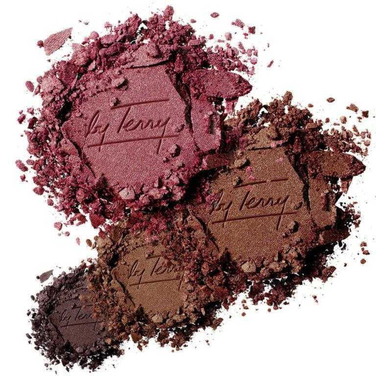 by Terry Sultry Fall Eyeshadow Palette Swatch