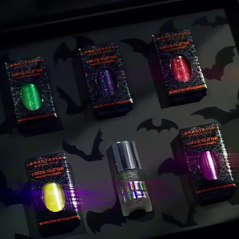 Anastasia Beberly Hills Halloween Glitter Collection Case Open