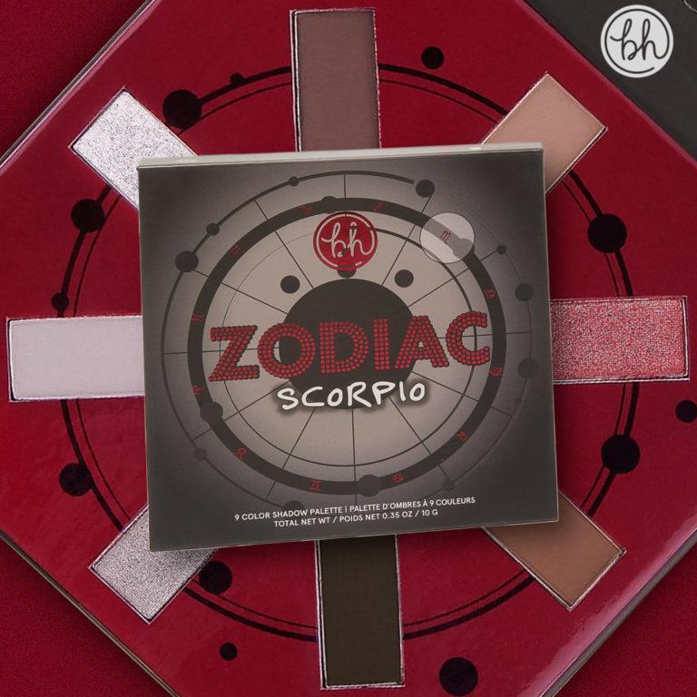 BH Mini Zodiac Scorpio Post Cover