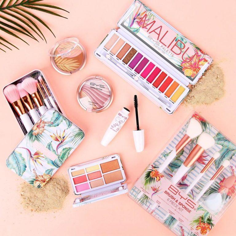 BYS Cosmetics Malibu Collection
