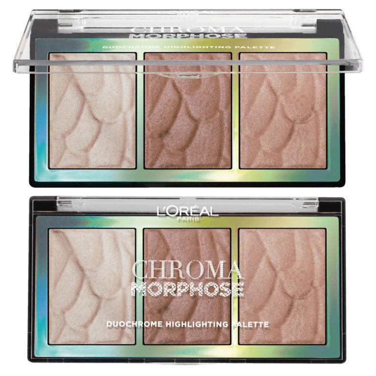 Chroma Morphose Duochrome Highlighter Palette Highlighter