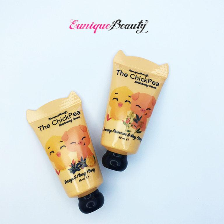 Eunique beauty The ChickPea Hand cream set