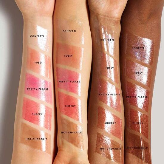 Fenty Beauty Holidays 2019 Glossy Posse Swatches