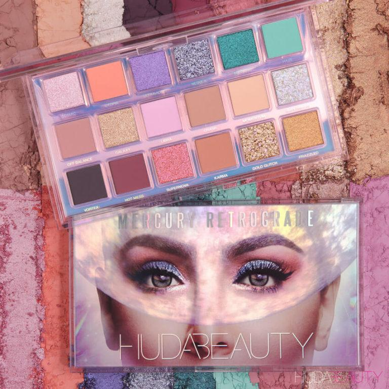 Huda Beauty Mercury Retrograde Palette Post Cover
