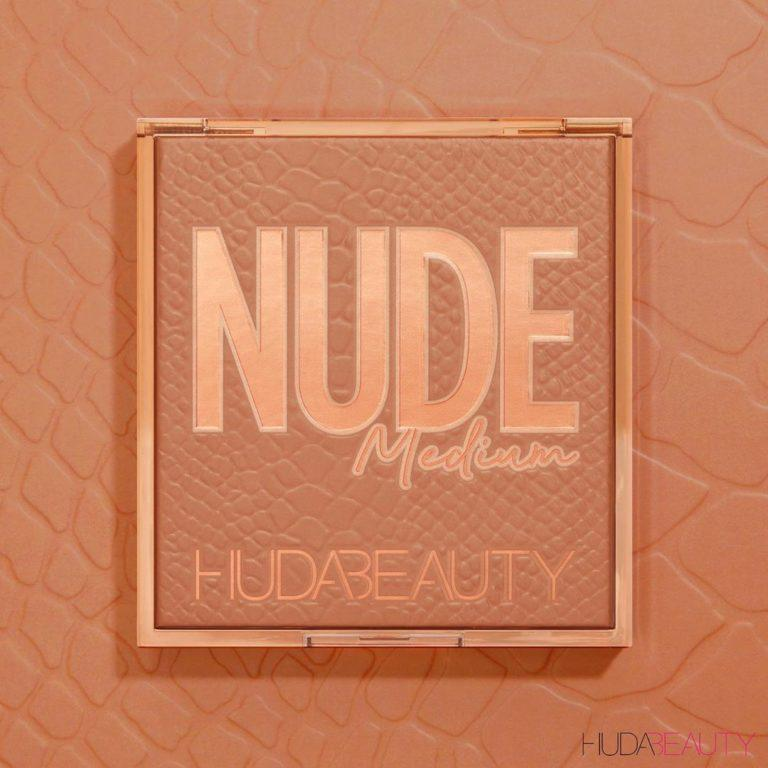 Huda Beauty Nude Obsessions Nude Medium Cover