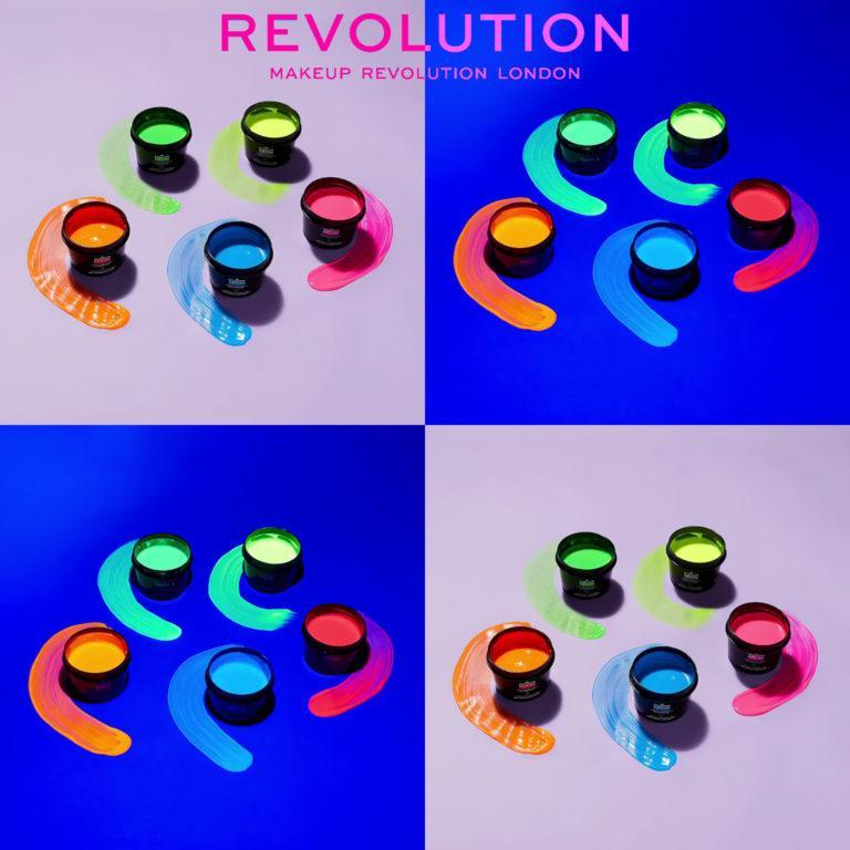 I Heart Revolution Neon Hair Makeup Post Cover