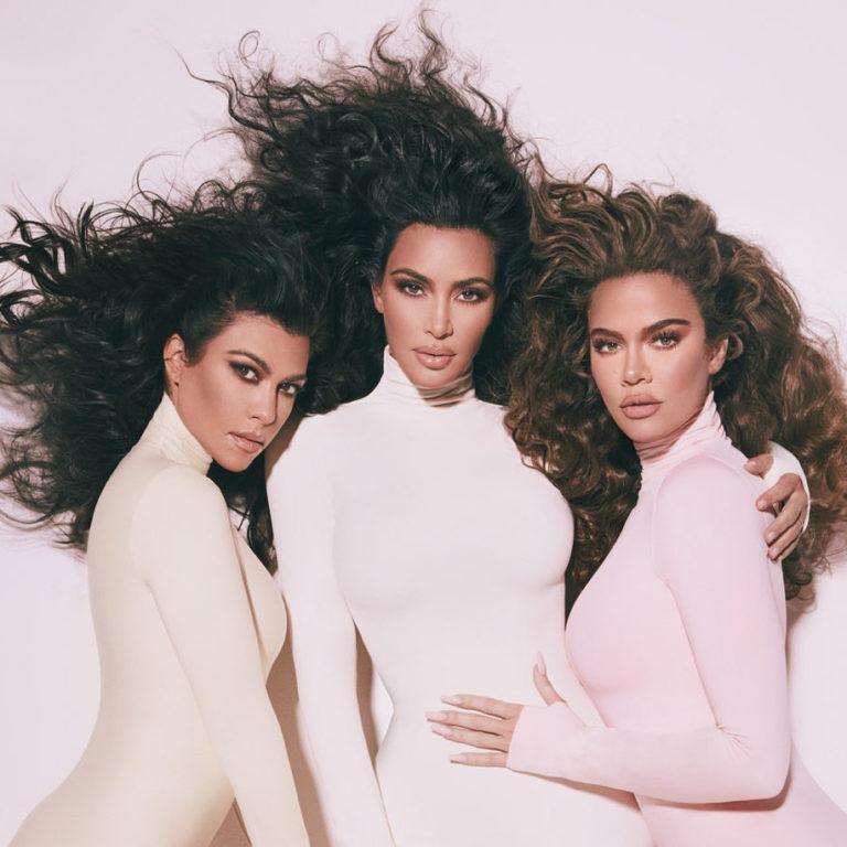 KKW Fragance Diamonds by Kourtney x Kim x Khloé Sisters