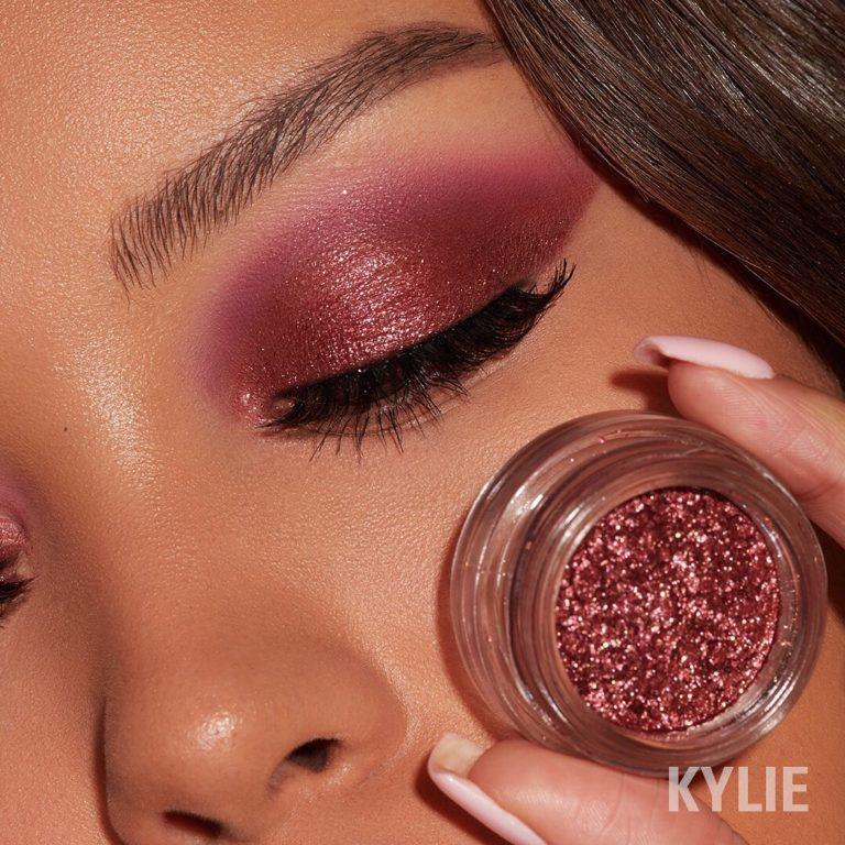 Kylie Cosmetics Fall Shimmer Eye Glaze in Burnt Sienna