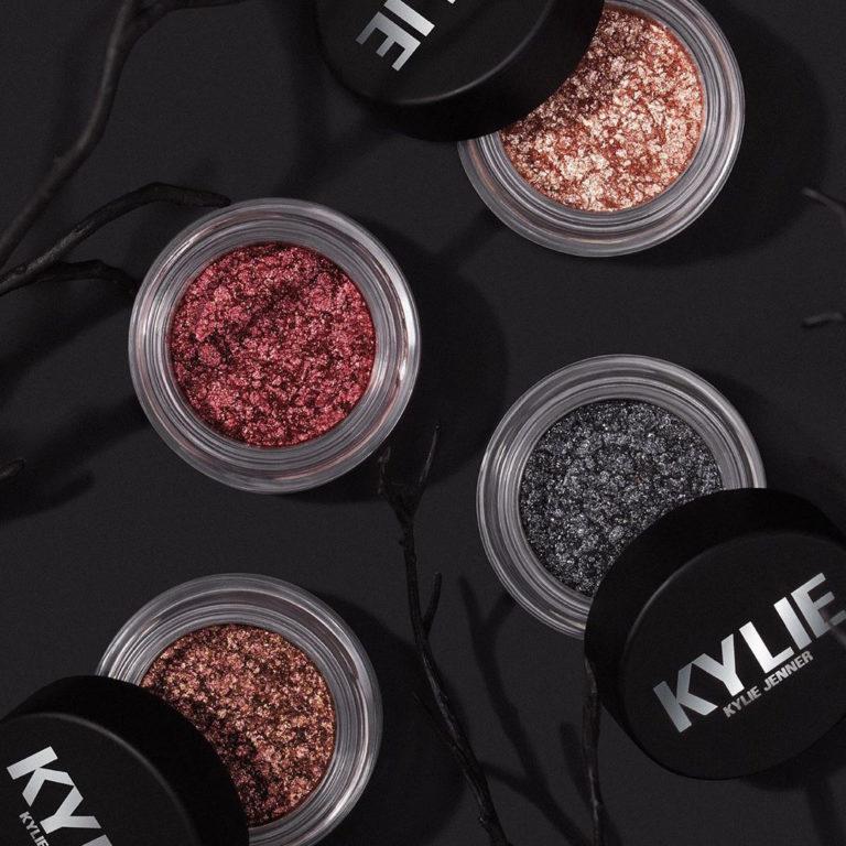 Kylie Cosmetics Fall Shimmer Eye Glazes
