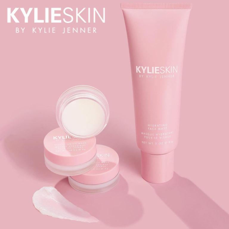 Kylie Skin Hydrating Face & Lip Masks Post Cover