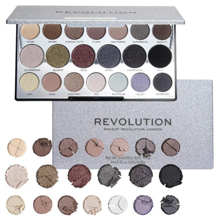 Makeup Revolution Precious Stone Diamond Shadow Palette