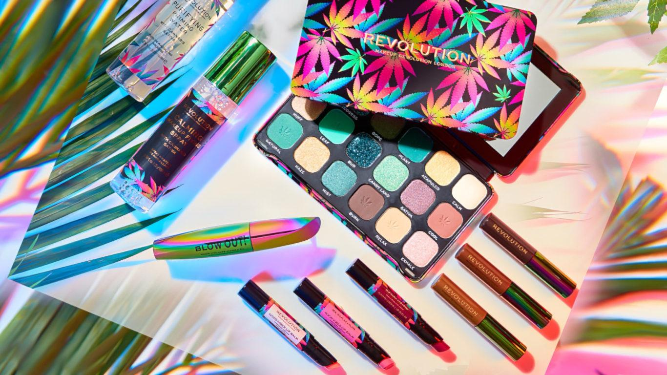 Revolution Beauty Good Vibes Collection Blog Header