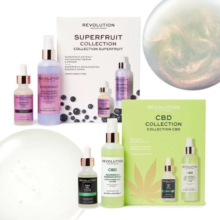 Revolution Skincare Targeted Skincare Sets cover