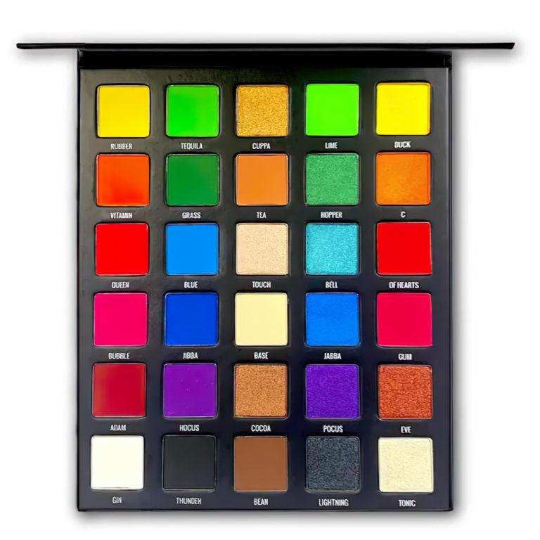 Sample Beauty The Equalizer Palette™