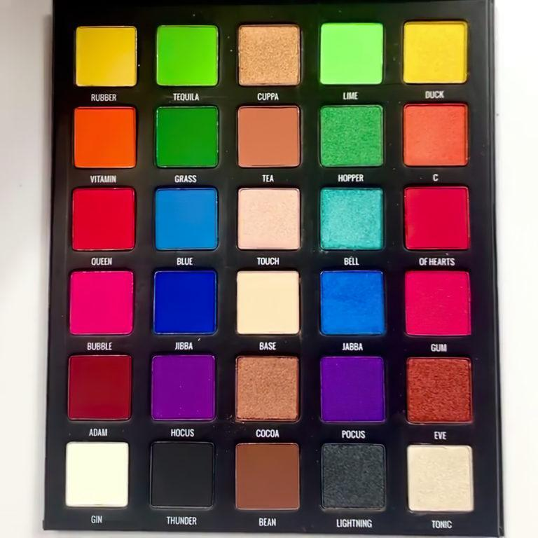 Sample Beauty The Equalizer Palette™ Closer