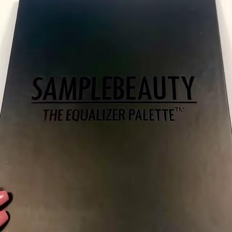 Sample Beauty The Equalizer Palette™ Cover