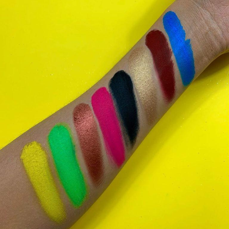Sample Beauty The Equalizer Palette™ Swatches 2