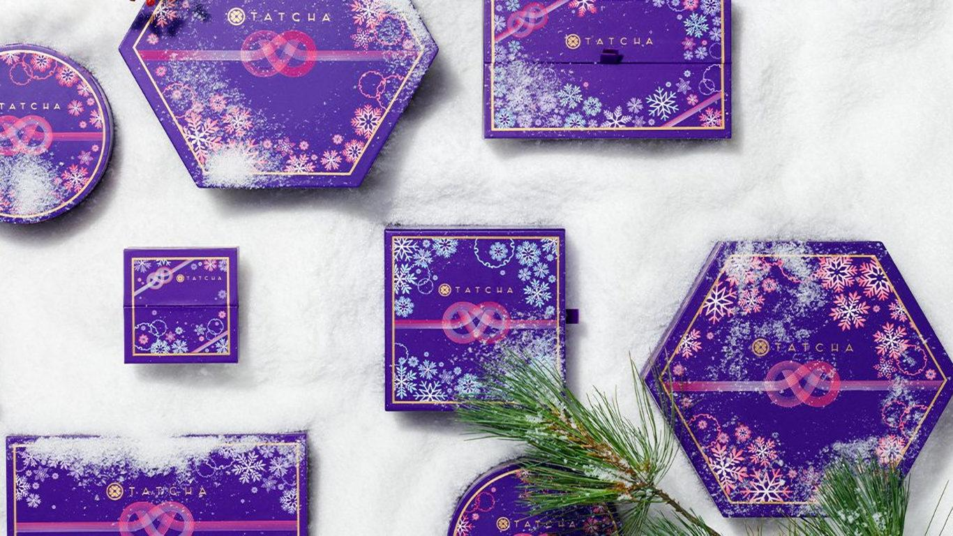 Tatcha Holidays Sets Collection Blog Header