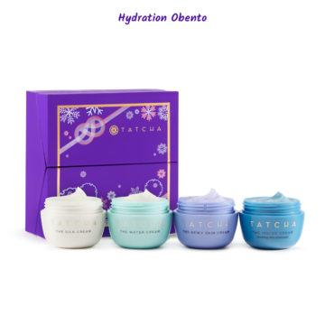Tatcha Holidays Sets Collection Hydration Obento