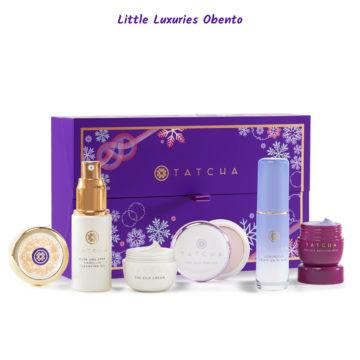 Tatcha Holidays Sets Collection Little Luxuries Obento