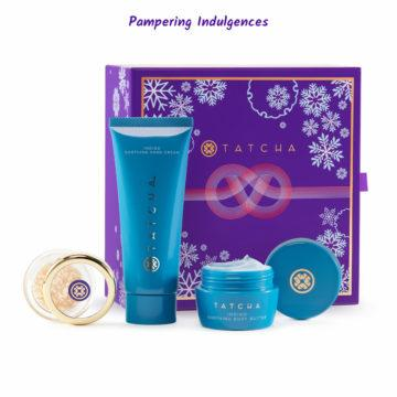 Tatcha Holidays Sets Collection Pampering Indulgences