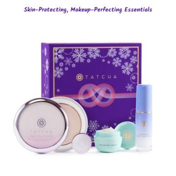 Tatcha Holidays Sets Collection Skin Protecting, Makeup Perfecting Essentials
