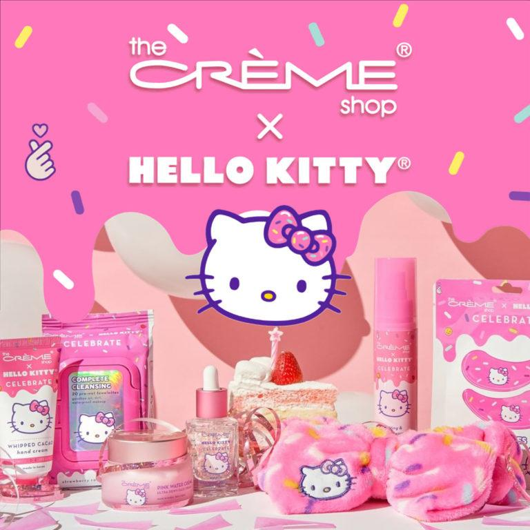 The Crème Shop x Hello Kitty Post Cover