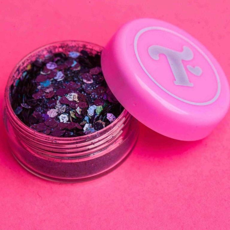 Trixie Cosmetics HALLOWEEN Collection Ooky Spooky Open