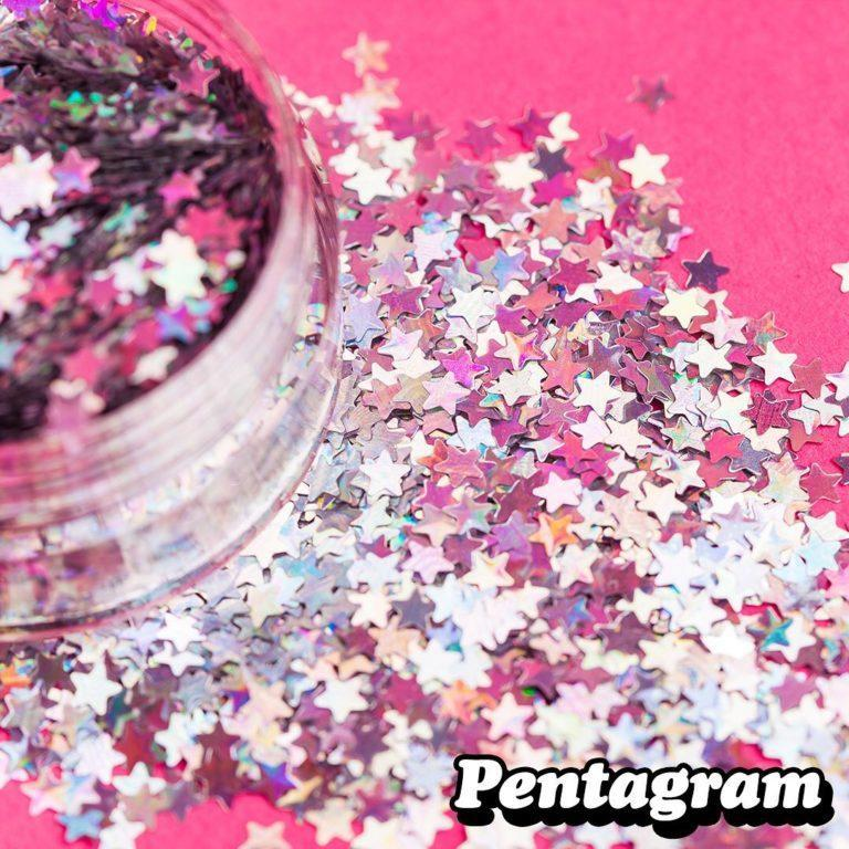 Trixie Cosmetics HALLOWEEN Collection Pentagram