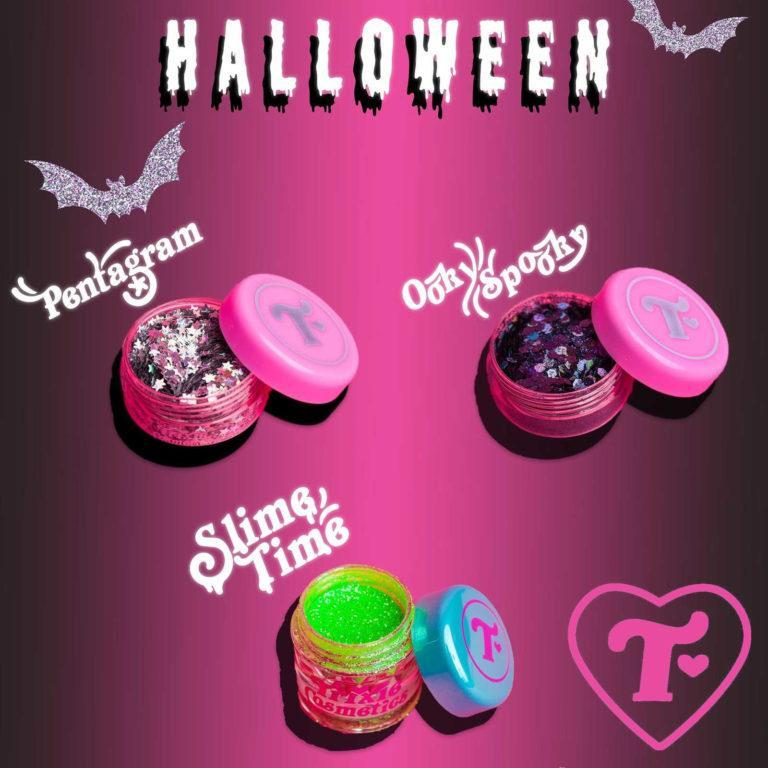 Trixie Cosmetics HALLOWEEN Collection Post Cover
