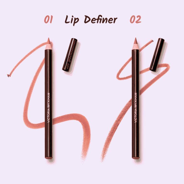 Victoria Beckham Beauty Lip Definer 01 & 02