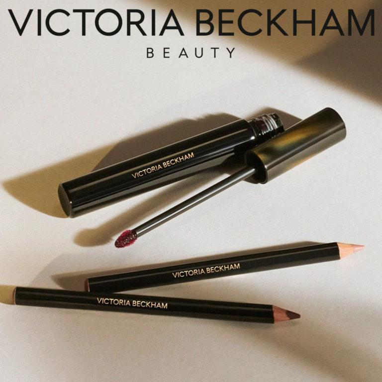 Victoria Beckham Beauty Post Cover