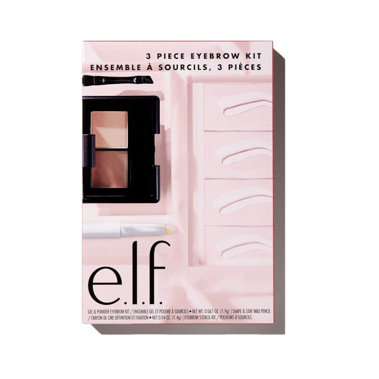 e.l.f. Holiday 2019 Gift Sets 3 Piece Eyebrow Kit