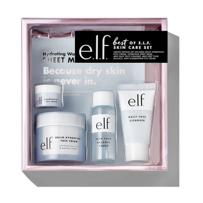 e.l.f. Holiday 2019 Gift Sets Best of e.l.f. Skin Care Set