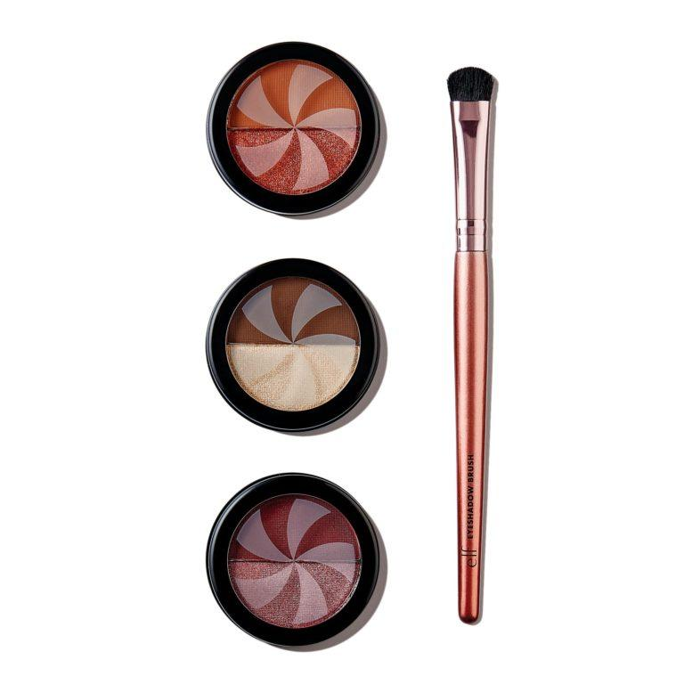 e.l.f. Holiday 2019 Gift Sets Eye Candy Eyeshadow Duo Set Open