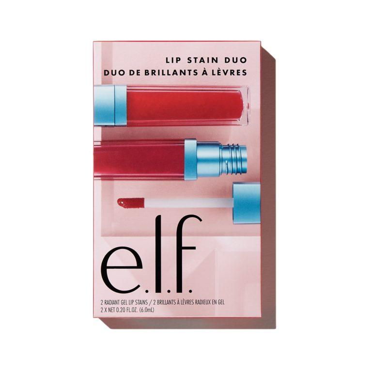 e.l.f. Holiday 2019 Gift Sets Lip Stain Duo