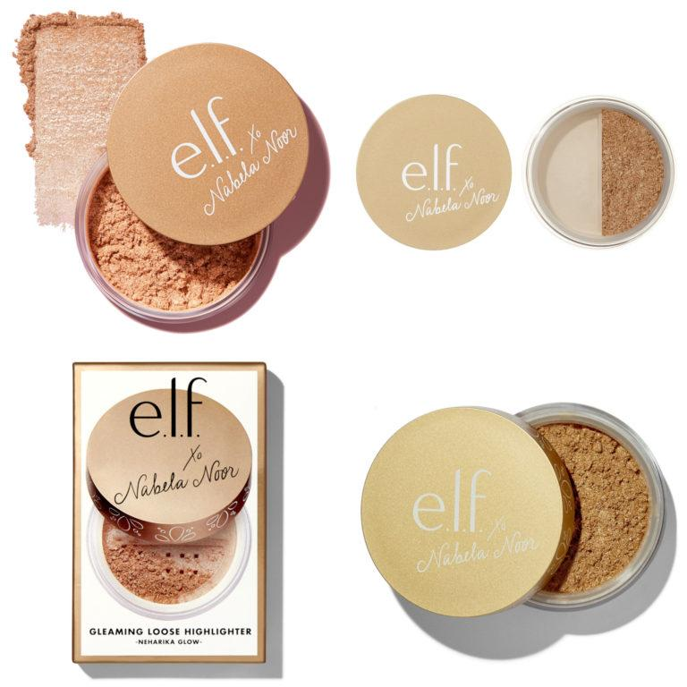 e.l.f. xo Nabela Noor Gleaming Loose Highlighter
