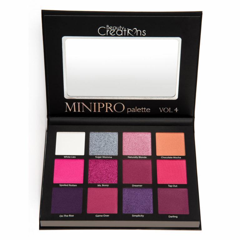 Beauty Creations Mini Pro Palette Volume 4