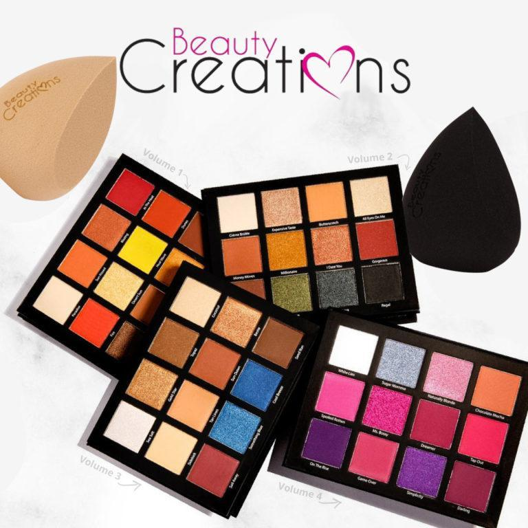 Beauty Creations Mini Pro Palettes Collection Post Cover