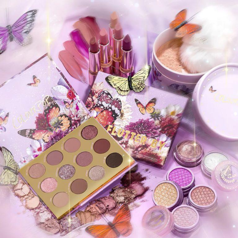 Colourpop Butterfly Collection