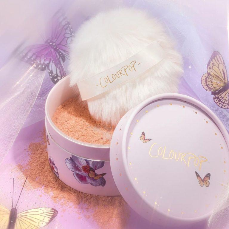 Colourpop Butterfly Collection Pixie Puff Highlighter