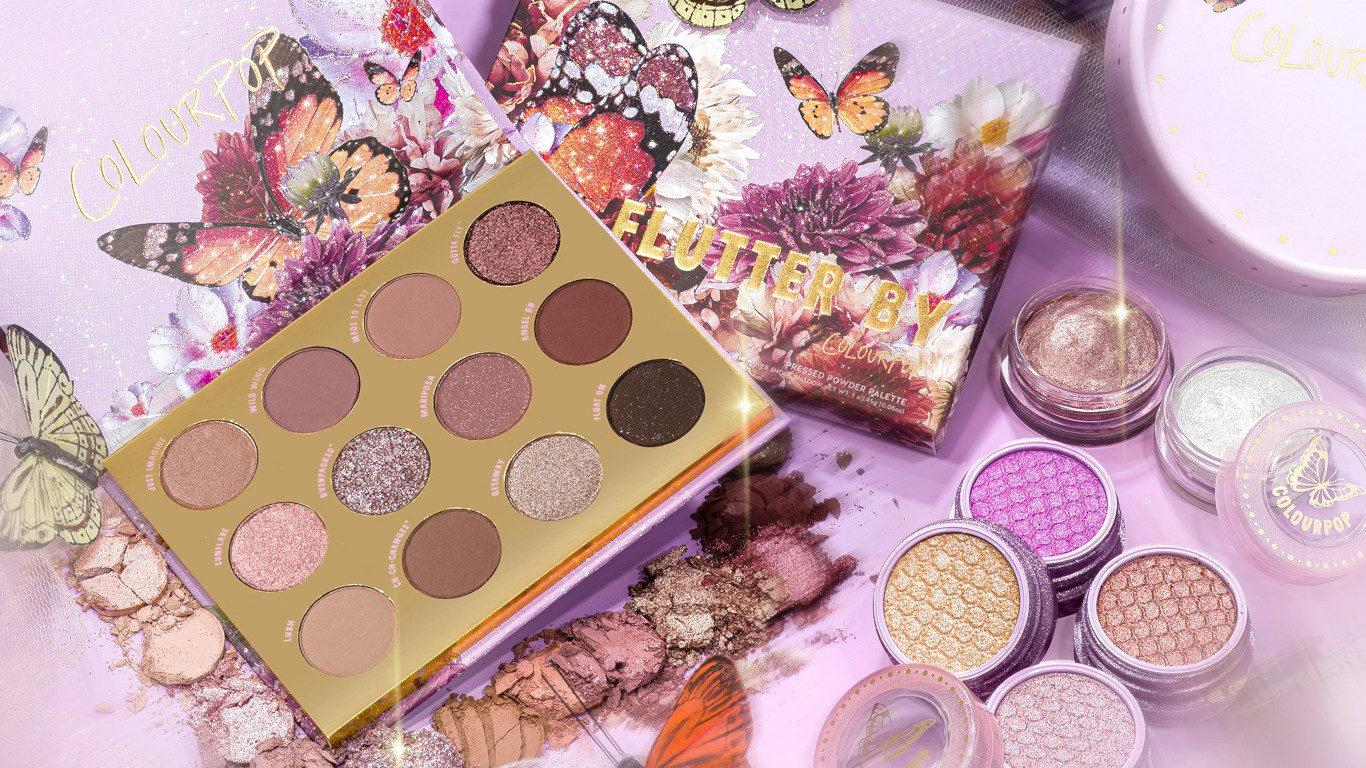 Colourpop Butterfly Portada