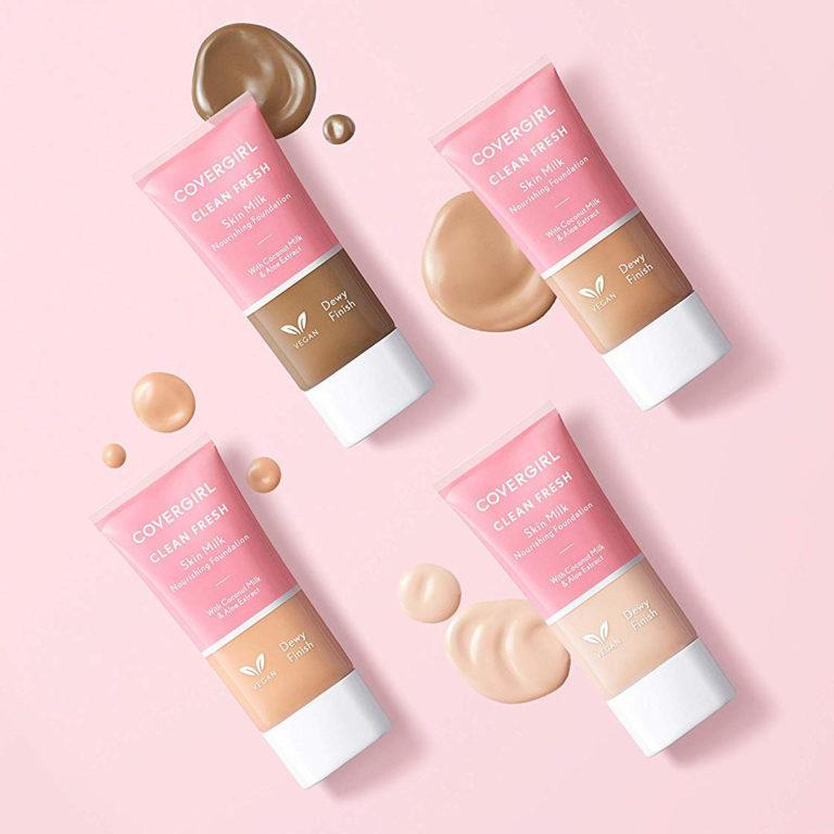 Covergirl Clean Fresh Skin Milk Nourishing Foiundation